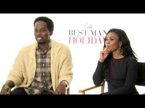 The Best Man Holiday - Harold Perrineau and Regina Hall Interview
