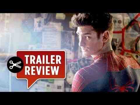 The Amazing Spider-Man 2 - trailer review