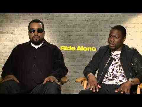 Ride Along - Ice Cube and Kevin Hart Interview
