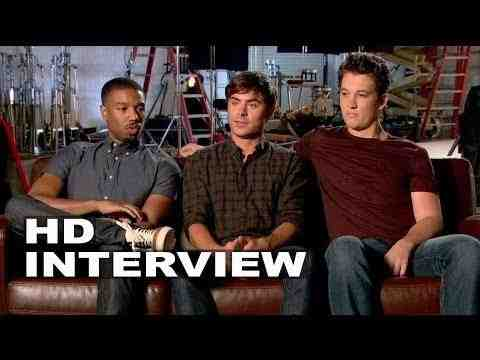 That Awkward Moment - Zac Efron, Miles Teller & Michael B. Jordan Interview