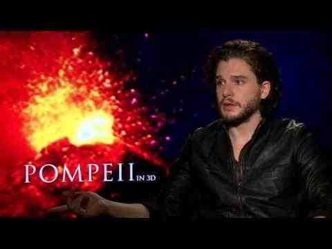 Pompeii - Kit Harrington Interview