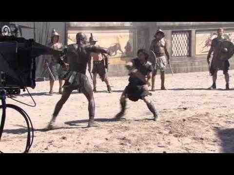 Pompeii - Behind the Scenes Part 1