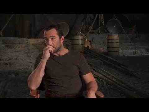 300: Rise of an Empire - Sullivan Stapleton Interview