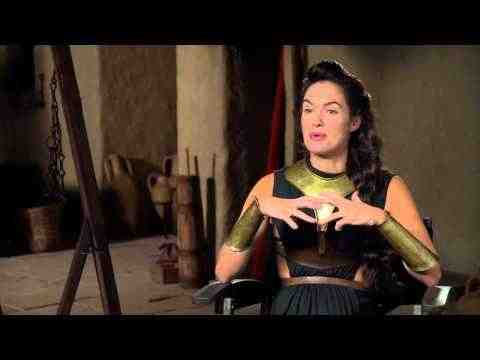 300: Rise of an Empire - Lena Headey Interview