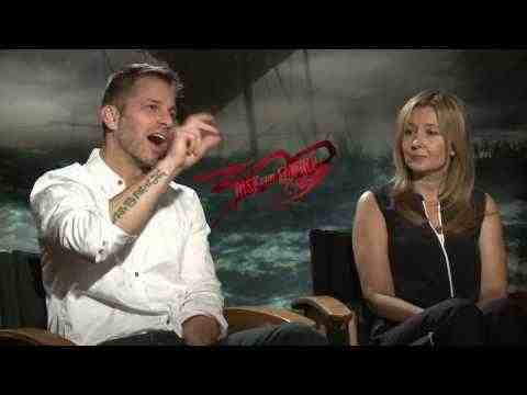 300: Rise of an Empire - Zack Snyder & Deborah Snyder Interview Part 1