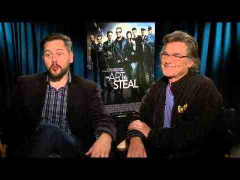 The Art of the Steal - Kurt Russell Interview