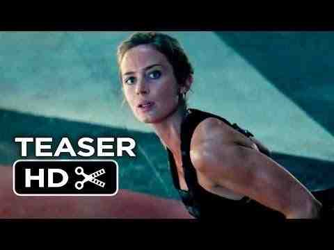 Edge of Tomorrow - teaser trailer 1