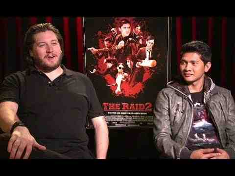 The Raid 2: Berandal - Gareth Evans & Iko Uwais Interview