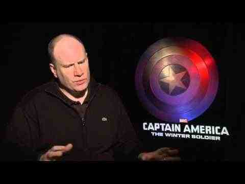 Captain America: The Winter Soldier - Producer Kevin Feige Interview