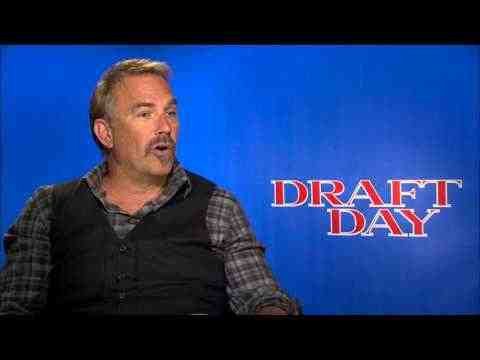 Draft Day - Kevin Costner Interview