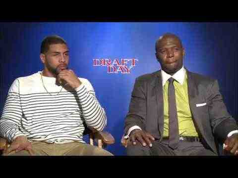 Draft Day - Arian Foster & Terry Crews Interview