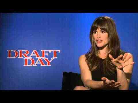 Draft Day - Jennifer Garner Interview