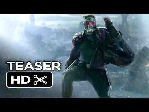 Guardians of the Galaxy - teaser trailer 2