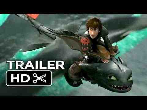 How to Train Your Dragon 2 - trailer 2