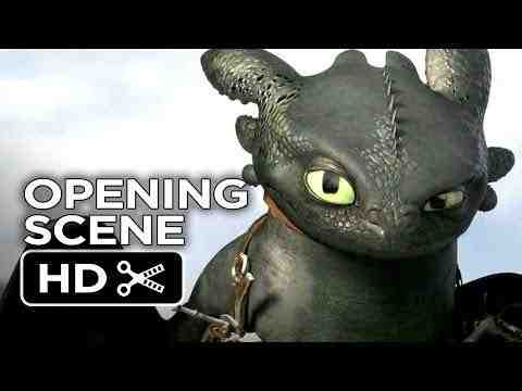How to Train Your Dragon 2 - Opening Scene