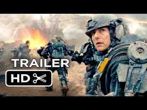 Edge of Tomorrow - trailer 4