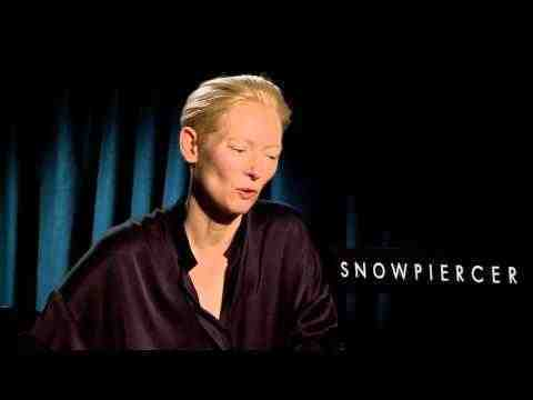 Snowpiercer - Tilda Swinton Interview