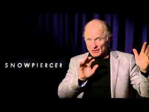 Snowpiercer - Ed Harris Interview