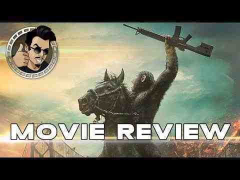 Dawn of the Planet of the Apes - Movie Review