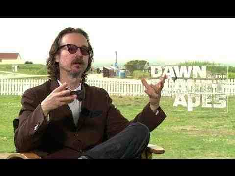 Dawn of the Planet of the Apes - Matt Reeves Interview