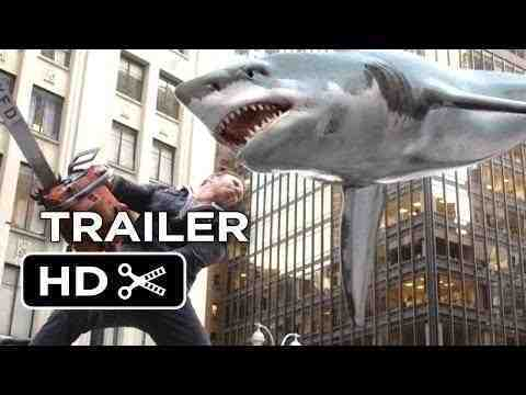 Sharknado 2: The Second One - trailer 1