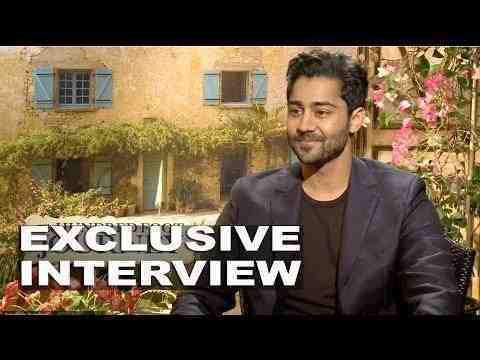 The Hundred-Foot Journey - Manish Dayal Interview