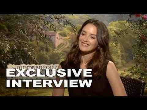 The Hundred-Foot Journey - Charlotte Le Bon Interview
