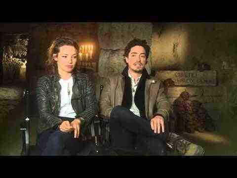 As Above, So Below - Perdita Weeks & Ben Feldman Interview