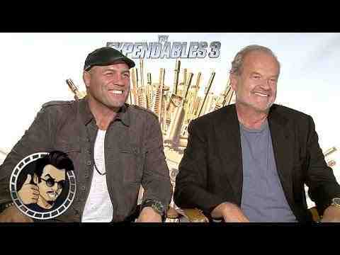 The Expendables 3 - Kelsey Grammer and Randy Couture interview