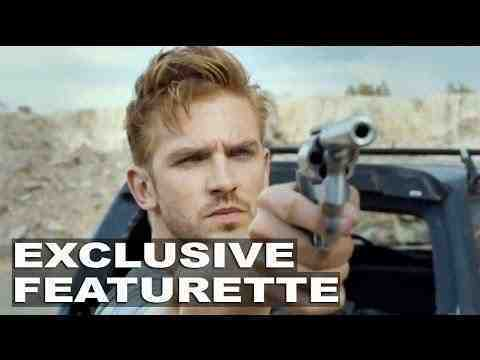 The Guest - Featurette with Maika Monroe & Brendan Meyer