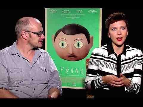 Frank - Maggie Gyllenhaal & Lenny Abrahamson Interview