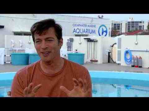Dolphin Tale 2 - Harry Connick, Jr. Interview Part 1