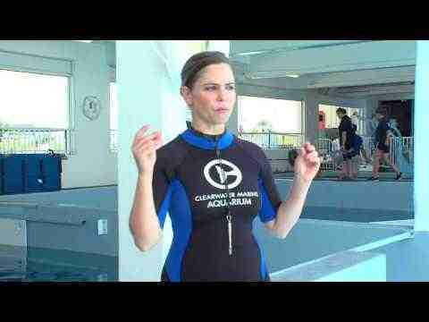 Dolphin Tale 2 - Trainer Abby Stone Interview