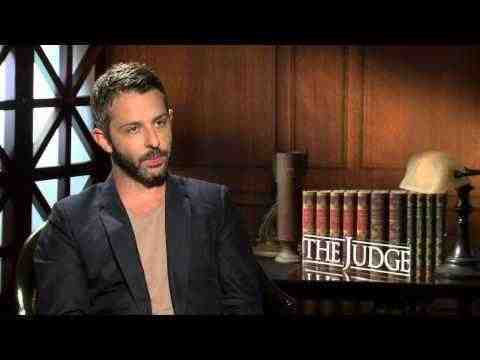 The Judge - Jeremy Strong Interview