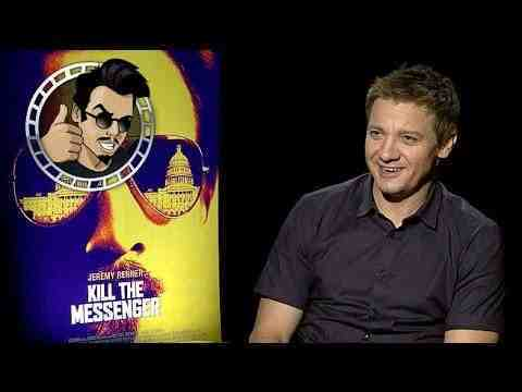 Kill the Messenger - Jeremy Renner Interview