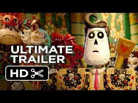 Book of Life - trailer 3