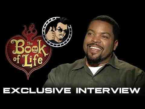 Book of Life - Ice Cube Interview