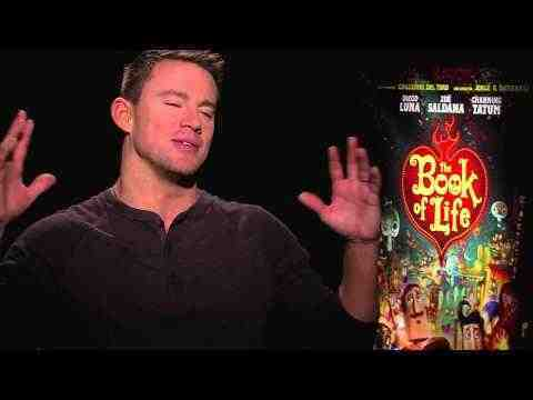 Book of Life - Channing Tatum Interview