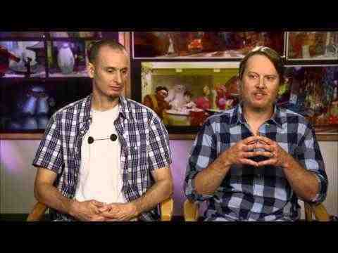 Big Hero 6 - Director Don Hall & Chris Williams Interview