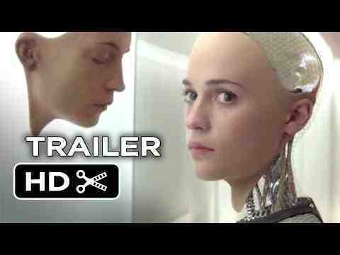 Ex Machina - teaser trailer 1