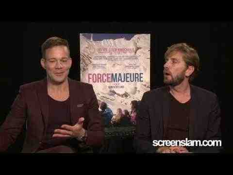 Force Majeure - Featurette with Ruben Östlund & Johannes Kuhnke