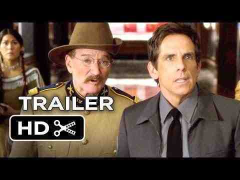 Night at the Museum: Secret of the Tomb - trailer 2