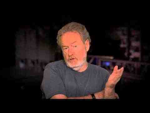 Exodus: Gods and Kings - Director Ridley Scott Interview 1