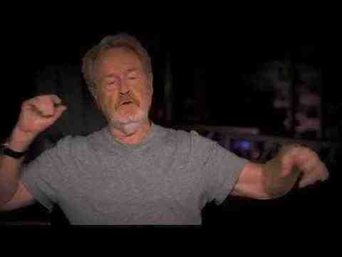 Exodus: Gods and Kings - Director Ridley Scott Interview 2