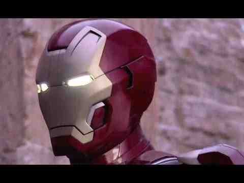 The Avengers: Age of Ultron - Behind The Scenes Footage