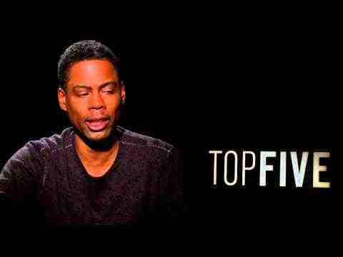 Top Five - Director Chris Rock Interview