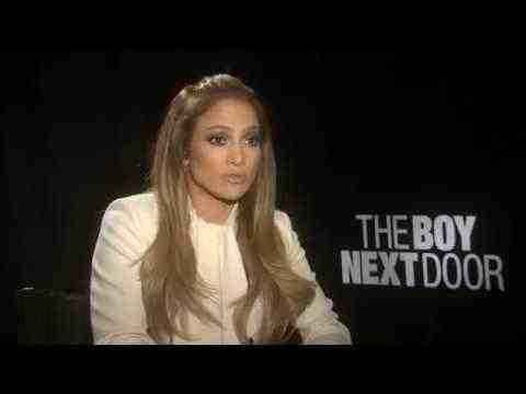 The Boy Next Door - Jennifer Lopez Interview Part 3