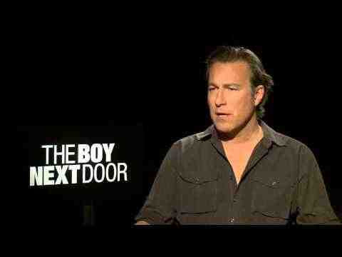 The Boy Next Door - John Corbett Interview Part 1