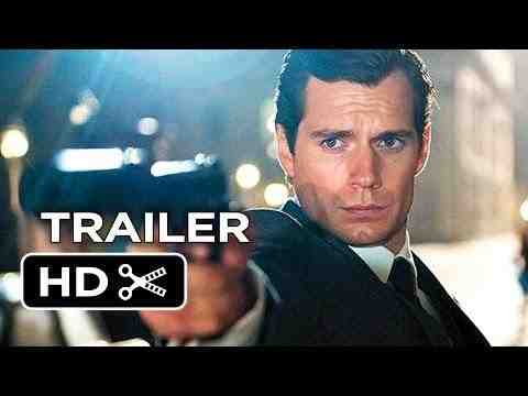 The Man from U.N.C.L.E. - trailer 1