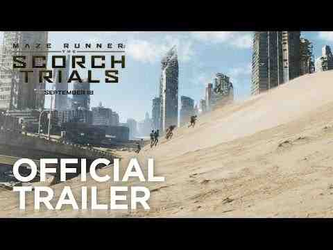 Maze Runner: The Scorch Trials 1